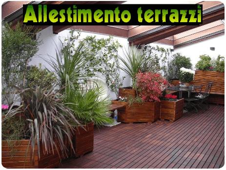 Rutigliano services giardinieri a milano e provincia da 3 - Progettazione terrazzi milano ...